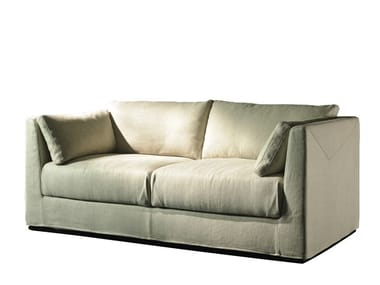 2 seater fabric sofa with removable cover EOS | 2 seater sofa
