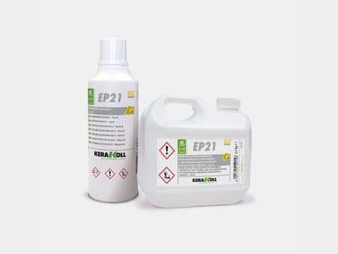 Additivo e resina per impermeabilizzazione EP21