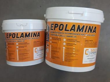 Structural adhesive EPOLAMINA (A+B)