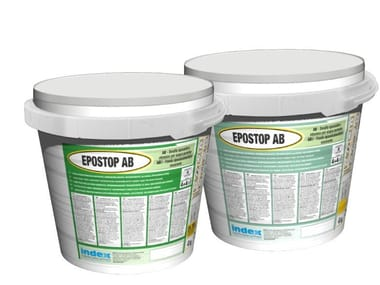 Smalto epossidico atossico per acqua potabile EPOSTOP AB