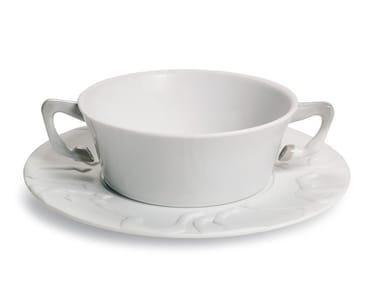 Porcelain serving bowl EQUUS | Serving bowl