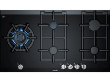 Gas built-in glass ceramic hob ER9A6SD70 | Hob