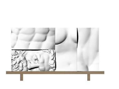 Modular sideboard ERCOLE E AFRODITE | Sideboard