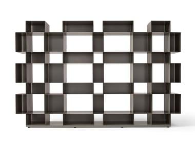 Open sectional metal bookcase ERESIA | Bookcase