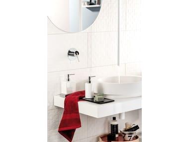 Bocca di erogazione da soffitto per lavabo ERGO | Bocca di erogazione per lavabo