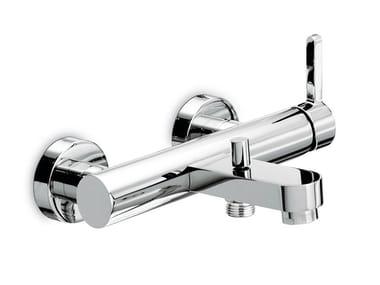Mitigeur de baignoire mural monocommande avec déviateur ERGO | Mitigeur de baignoire mural