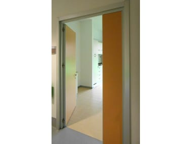 Hinged laminate door ERGON® NORMAL