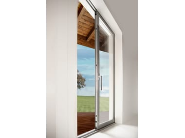 Glass lift and slide window ES ZERO1 A SCOMPARSA
