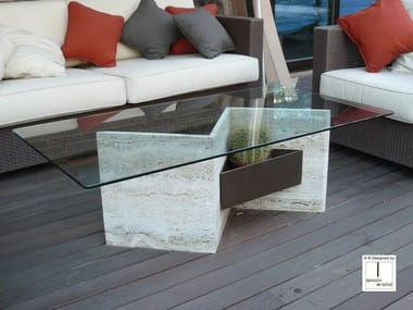 Glass coffee table ESE | Coffee table