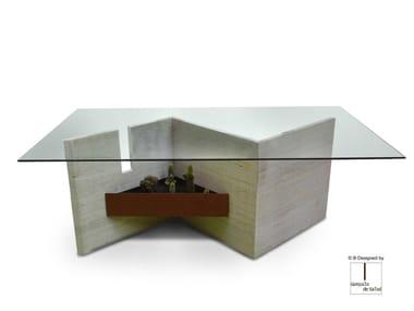 Rectangular garden table ESE | Table