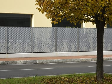 Expanded mesh Fence ESPERIA