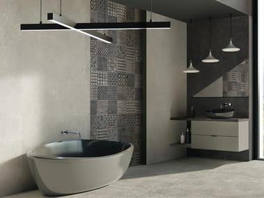 Porcelain stoneware wall/floor tiles ESPRIT DE REX