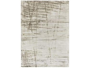 Rectangular silk rug ESPRIT