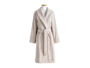 Cotton bathrobe ESS-CALE