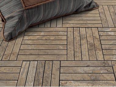 Bodenbelage Aus Naturstein Mit Holz Effekt Archiproducts