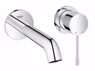 2 hole wall-mounted washbasin mixer ESSENCE NEW | 2 hole washbasin mixer