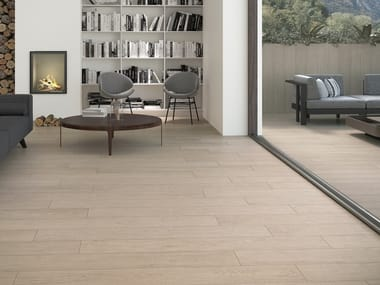 Indoor Outdoor Wall Floor Tiles With Wood Effect ESSENCE
