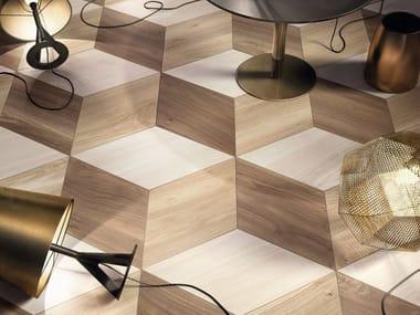 Porcelain stoneware wall/floor tiles ESSENTIAL