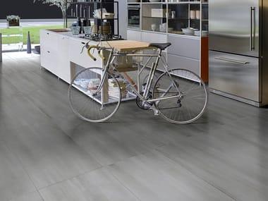 Pavimento in gres porcellanato effetto tessuto ESSENTIAL