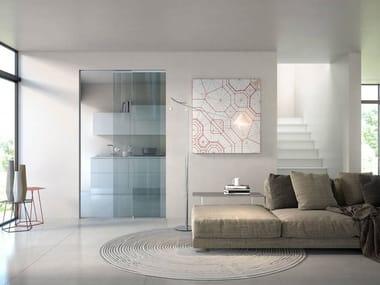 Anta per porte in vetro scorrevoli Essential Dual ESSENTIAL DUAL | Ante vetro