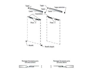 Kit accessori per Essential Dual ESSENTIAL DUAL | Kit ferramenta