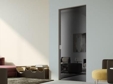 Glass sliding door ESSENTIAL MIRR | Sliding door