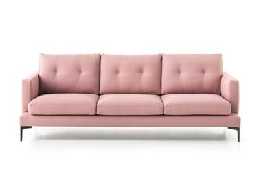 3 seater fabric sofa ESSENTIEL | Sofa