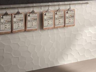 Pavimento/rivestimento in ceramica a pasta bianca ESSENZIALE