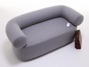 Fabric small sofa ESTER-S