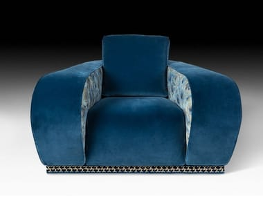 Armchair with armrests ETICALIVING NAPOLI