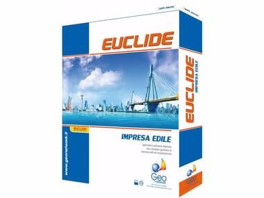 Building procurement management / Building yard form and compliance management EUCLIDE IMPRESA EDILE