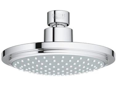 Soffione doccia orientabile con getto fisso EUPHORIA COSMOPOLITAN 160