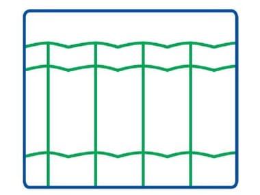 Rete elettrosaldata zincata e plastificata EURONET® PLAST M/G | 100 x 50 STANDARD