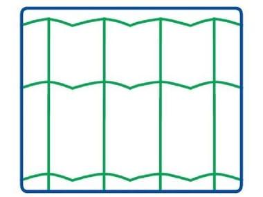 Rete elettrosaldata zincata e plastificata EURONET® PLAST M/G | 100 x 63 PROMO