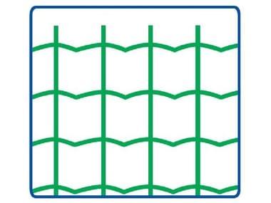 Rete elettrosaldata zincata e plastificata EURONET® PLAST M/G | 50 x 50 PESANTE ONDULATA