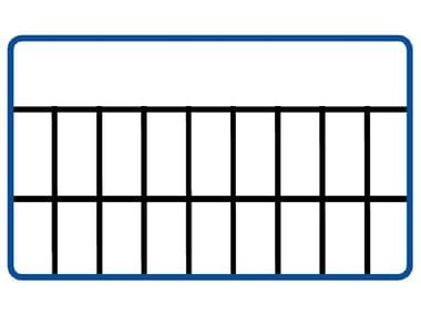Rete elettrosaldata zincata EURONET® ZINC M/G | 50 x 25