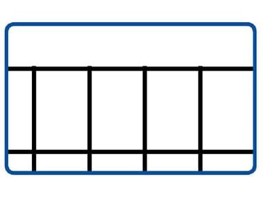 Rete elettrosaldata zincata EURONET® ZINC M/G | 75 x 50 PESANTE