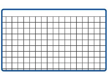 Rete elettrosaldata zincata EURONET® ZINC M/P | 12 x 12 (post-zincata)