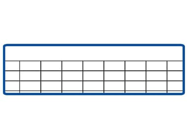 Rete elettrosaldata zincata EURONET® ZINC M/P | 12 x 25 (post-zincata)