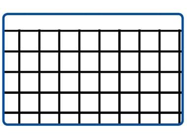 Rete elettrosaldata zincata EURONET® ZINC M/P | 25 x 25