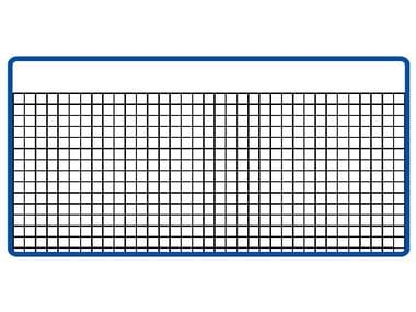 Rete elettrosaldata zincata EURONET® ZINC M/P | 6 x 6