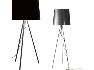 Fabric floor lamp EVA | Fabric floor lamp