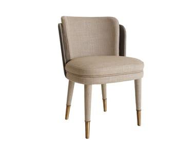 Upholstered chair EVA | Chair