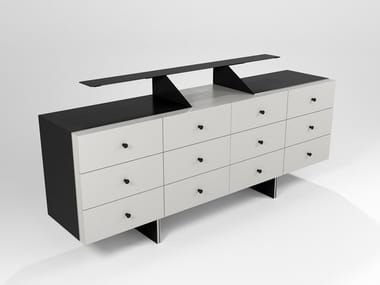 Plate chest of drawers EVEREST | Chest of drawers