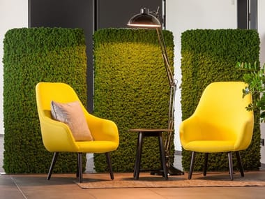 Moss wall EVERGREEN PREMIUM INDIVIDUALLY SHAPED
