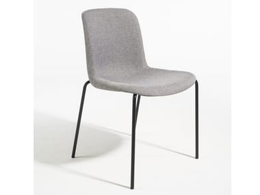 Fabric chair EVERY | Fabric chair