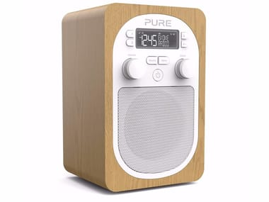 Digital Radio with rechargeable battery EVOKE H2