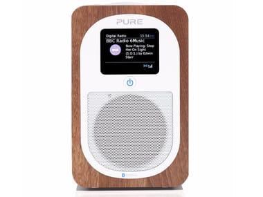 Bluetooth Radio with alarm clock EVOKE H3