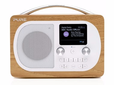 Digital Radio with rechargeable battery EVOKE H4