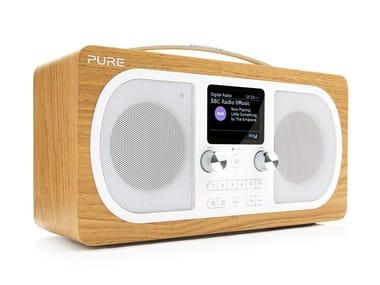 Bluetooth digital Radio EVOKE H6